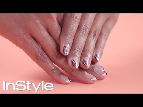Nail Art Know-How: Day & Night | InStyle