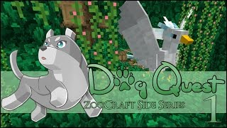 The Return Of The Cloud Phoenix || Dog Quest - Episode #1