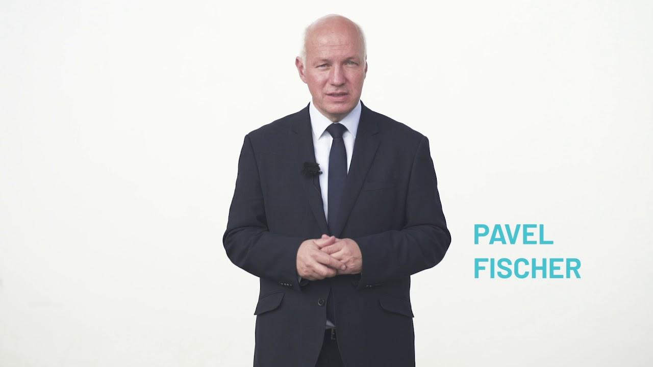 Pavel Fischer: Přijďte k volbám 5. a 6. října