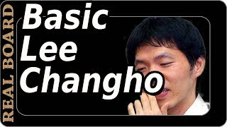 Basic Lee Changho Early Games!   Real Board Baduk Lecture