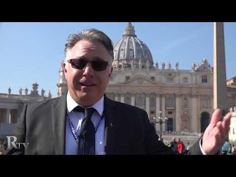 Michael Matt Before the Vatican Summit on the Sex Abuse Crisis (видео)