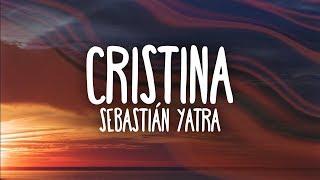 Sebastian Yatra - Cristina  S