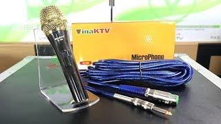 Giới Thiệu Và Hát Test Micro VN939 VinaKTV