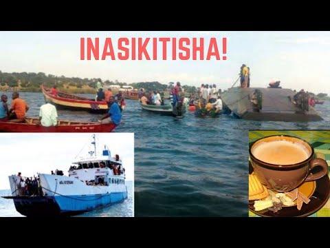MV NYERERE: CHAI Ilivyotumika Kuokoa Mtu Akiwa Hai!!!
