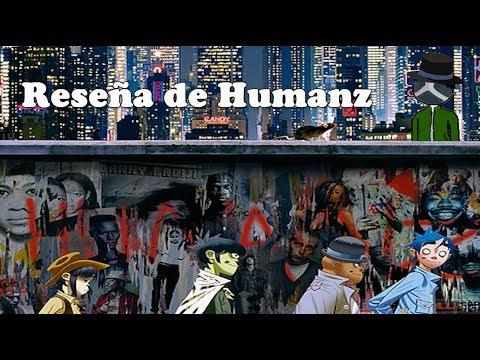 La Condición Humana: Reseña de Humanz | Gorillaz