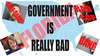 GOVERNMENT IS REALLY BAD