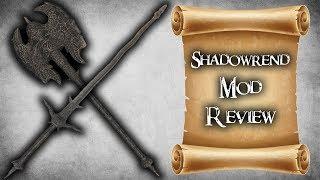 Skyrim Shadowrend Creation Club mod review!