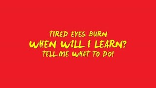 Simple Plan - I Don't Wanna Go To Bed ft. Nelly (Lyrics)