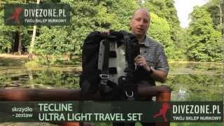 Tecline Travel Ultra Light - Superlekki Zestaw Ze Skrzydłem