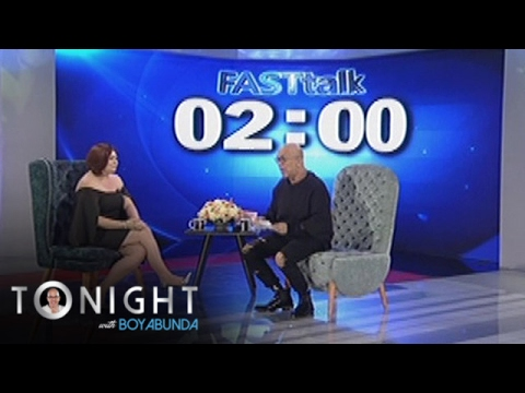 TWBA: Fast Talk with Aiko Melendez