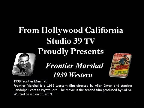 STUDIO 39 TV:1939 Frontier Marshal
