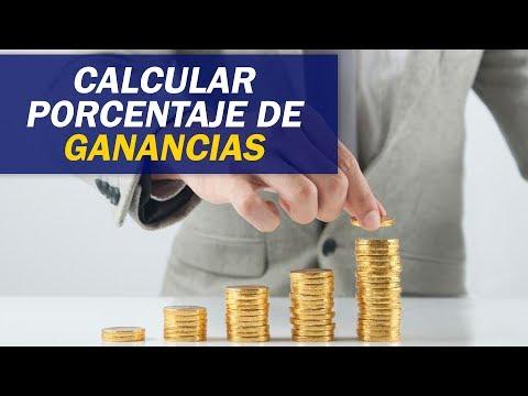Cómo calcular el porcentaje de ganancias en Excel / Contabilidad y Finanzas Online