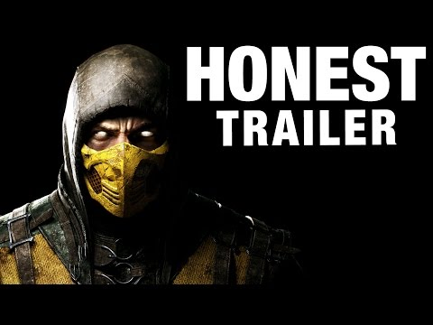 Here's The Honest Game Trailer For Mortal Kombat X