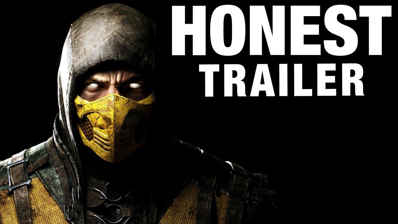 Here's The Honest Game Trailer For Mortal Kombat X