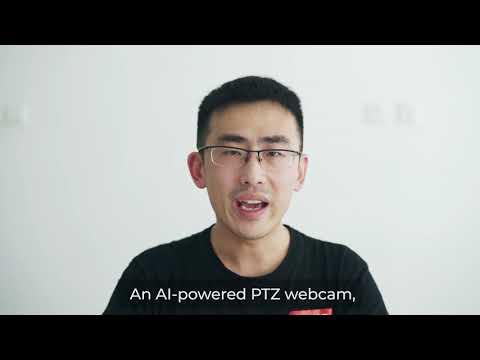 OBSBOT Tiny : AI-Powered PTZ Webcam-GadgetAny