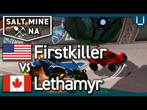 Salt Mine NA Ep.27 | Firstkiller vs Lethamyr | 1v1 Rocket League Tournament