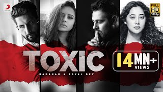 Badshah - Toxic | Payal Dev | Ravi Dubey | Sargun Mehta | Official Music Video 2020  IMAGES, GIF, ANIMATED GIF, WALLPAPER, STICKER FOR WHATSAPP & FACEBOOK