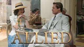 Aliados  Trailer 1  DUB  Paramount Pictures Spain