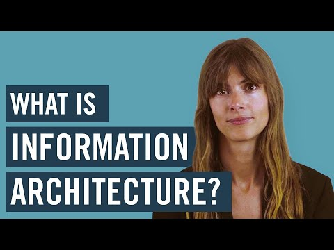 A Beginner's Guide To Information Architecture