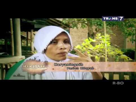 "Video Ruqyah trans7 5 april "" ciri2 terkena gangguan jin"