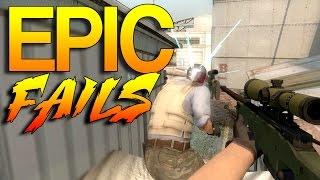 CS:GO - EPIC Fails! #12