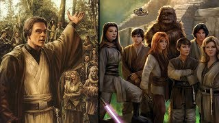 How Luke's Jedi Order Differed from the Old Jedi Order [Legends] - Star Wars Explained