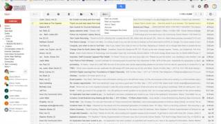 Creating Filters (Rules) in Gmail