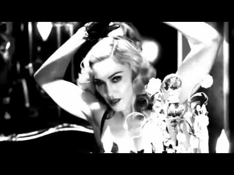 Madonna - Dark Ballet - Remix (Music Video)