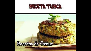 TORTILLITAS DE CALABACIN | recetas de cocina faciles rapidas y economicas de hacer - comidas ricas