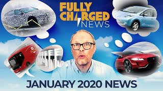 Honda CEO statement, Nissan Leaf Pricing, Ionity chargers price hike, New Jaguar EV | Fully Charged