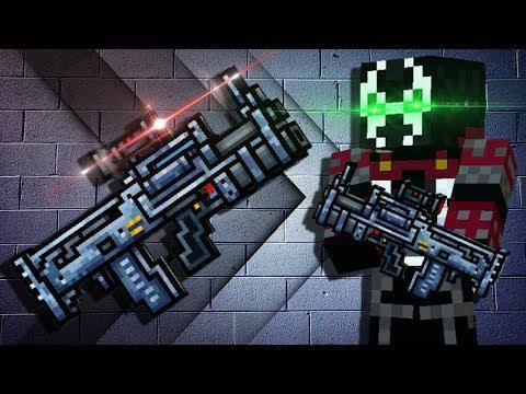 Pixel Gun 3D - Storm [Gameplay] OP?