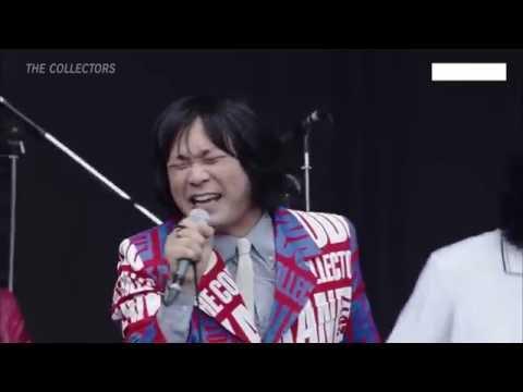 THE COLLECTORS - 世界を止めて (Fuji Rock 2016)