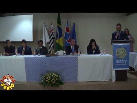 Bruno de Moura Pires Novo Presidente do Rotary de Juquitiba na Tribuna