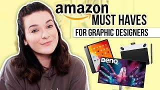 MUST HAVE Graphic Design Gadgets & Equipment | Amazon Best Buys
