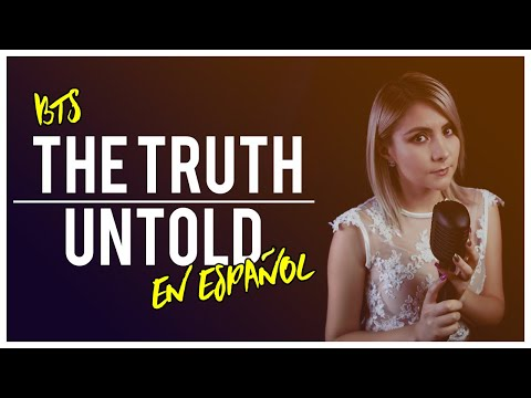 BTS - The Truth Untold (EN ESPAÑOL) | Cover Gret Rocha
