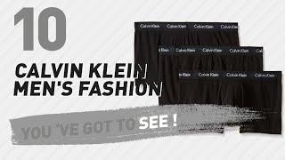 Calvin Klein For Men // New & Popular 2017