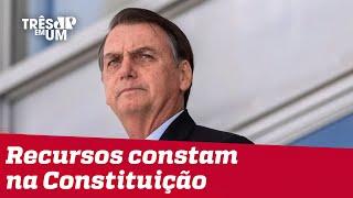Governadores reagem à publicação de Bolsonaro sobre repasses da União