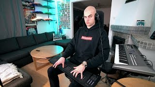 Me Playing Loudest Sound Ever Created By Humans (on Special Synth)