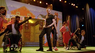 GLEE - You're The One That I Want (Full Performance) HD