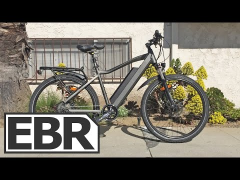 E-Glide ST Video Review – Sporty, Feature Rich Electric Bike
