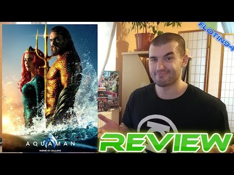 Aquaman Spoiler Review / Aquaman Recenze