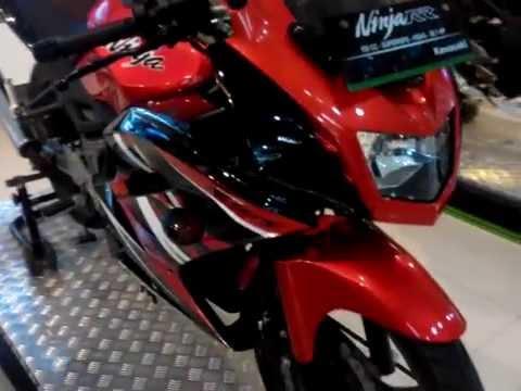 Lihat Review Kawasaki Ninja Rr 150 Spesial Edition 2015 Oto
