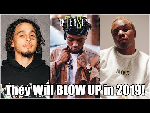 Rappers That Will Blow Up in 2019