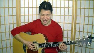 I Want You, I Need You, I Love You by Elvis Presley - Guitar Lesson