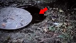 5 Sewer Monsters Caught On Camera & Spotted In Real Life!
