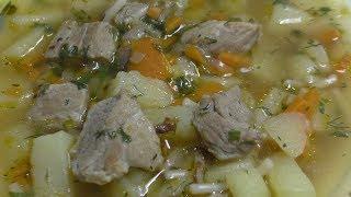 Обалденно вкусный суп с мясом и вермишелью//Так вкусно, что за уши не оторвешь!!!