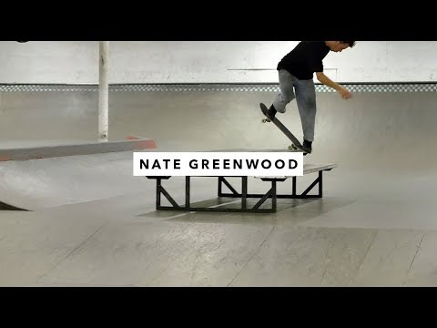 Nate Greenwood, Alec Spinosi, Vincent Milou, Vincent Matheron in the TWS Park