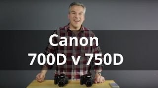 Canon700D (Rebel T5i) v Canon750D (Rebel T6i) - Which is right for you!