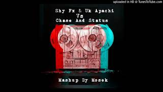 Shy Fx & Uk Apachi Vs Chase And Status - No Problems(Mashup By Mosek)