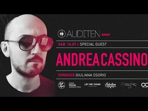 Andrea Cassino @ Auditen Radio